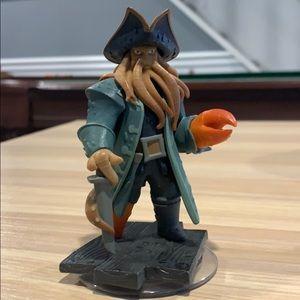 Disney Infinity Game Figure- Davy Jones